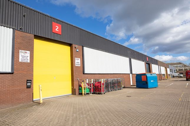 Thumbnail Warehouse to let in Unit 2 Western Centre, Western Road, Bracknell, Berkshire