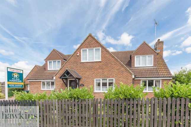 Thumbnail Detached house for sale in Whitehill Lane, Royal Wootton Bassett, Swindon