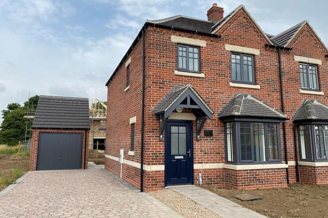 3 bed semi-detached house to rent in Stickney Meadows, Stickney, Boston PE22