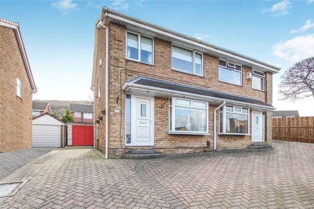 Thumbnail Semi-detached house for sale in Meadowgate, Eston, Middlesbrough
