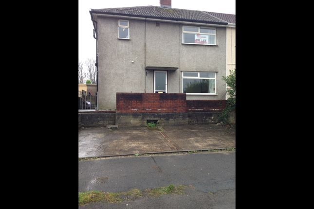 Thumbnail Semi-detached house to rent in Long Acre, North Cornelly, Bridgend