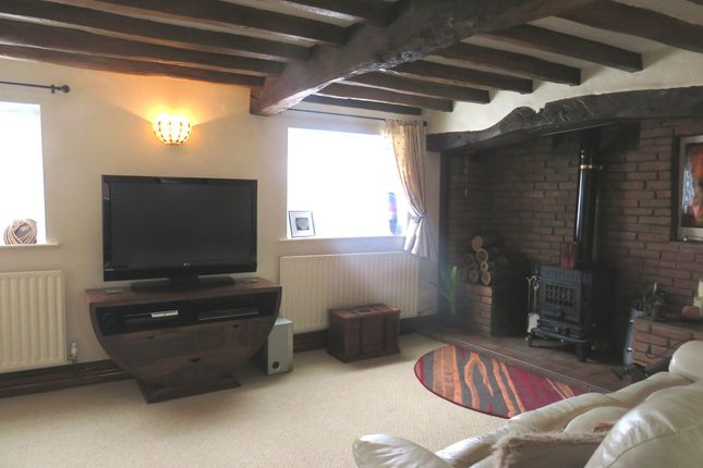 Thumbnail Link-detached house for sale in Melton Road, Rearsby, Leicester