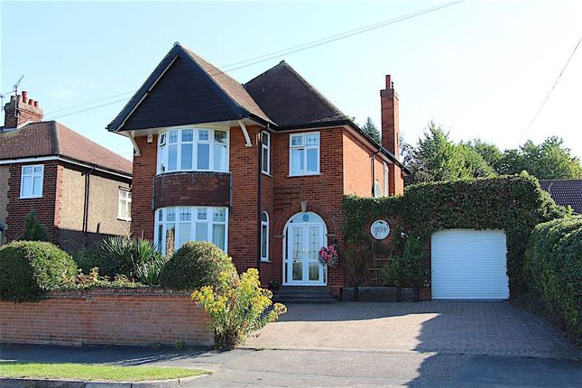 Thumbnail Detached house for sale in Sandon Road, Grantham