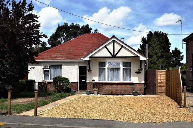 2 bed detached bungalow for sale in Hallgate, Holbeach, Spalding