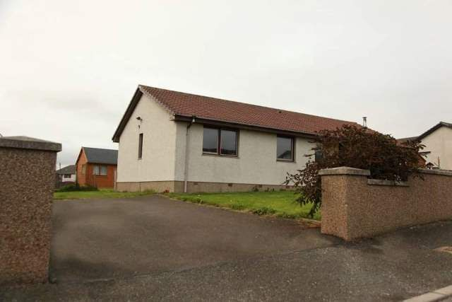 Thumbnail Detached bungalow for sale in Proudfoot Road, Wick