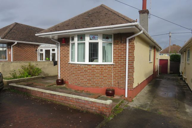 Thumbnail Semi-detached bungalow for sale in Marina Road, Plymouth