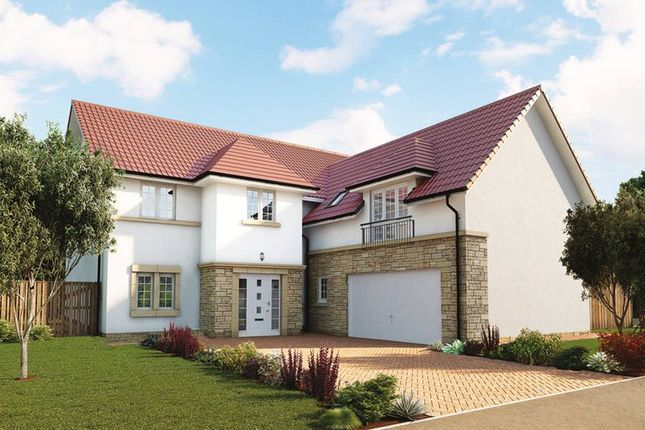 "Thumbnail Detached house for sale in ""The Ranald At The Manor"" at Capelrig Road, Newton Mearns, Glasgow"