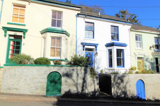 Thumbnail Terraced house for sale in Sand Lane, Calstock