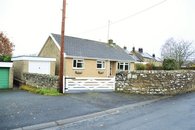 Thumbnail Detached bungalow to rent in West Woodburn, Hexham, Northumberand