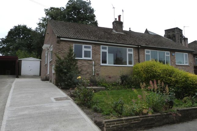 Thumbnail Bungalow to rent in Hill Top Walk, Harrogate