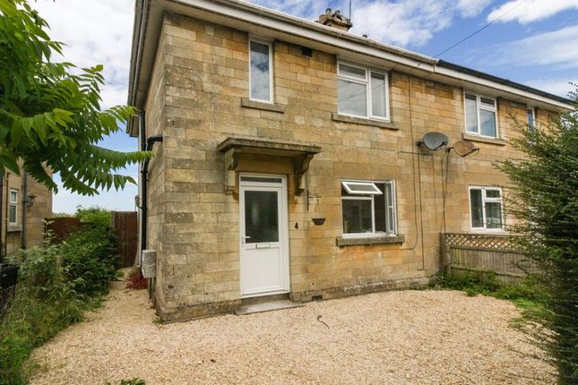 4 bed semi-detached house to rent in Barrow Road, Odd Down, Bath BA2