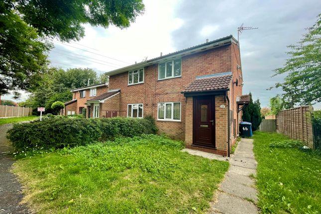 1 bed flat to rent in Kestrels Croft, Sinfin, Derby DE24