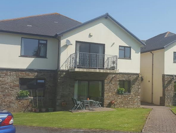 Thumbnail Flat to rent in 2 Bed First Floor Apartment, Beech House, New Hedges Tenby