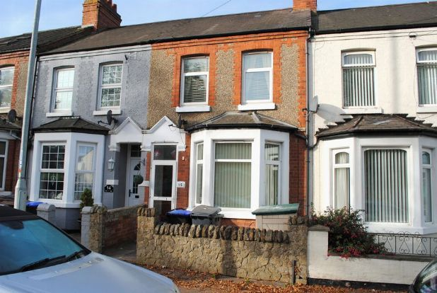 Thumbnail Terraced house for sale in Glan Y Mor Terrace, Kingsthorpe, Northampton