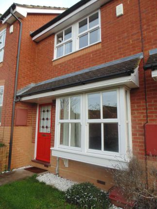 Thumbnail Semi-detached house to rent in Jay Close, Lower Earley, Reading