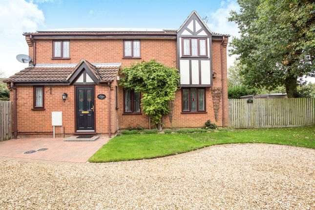 Thumbnail Detached house for sale in Elvington, King's Lynn