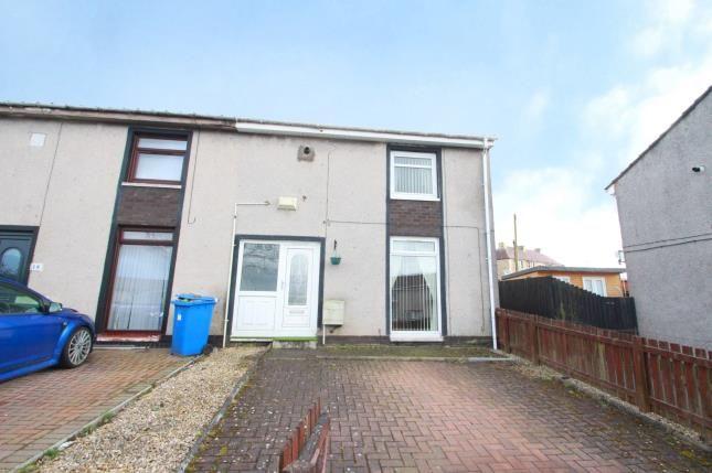 Thumbnail End terrace house for sale in Burnside Terrace, Polbeth, West Calder, West Lothian