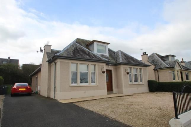 Thumbnail Bungalow for sale in Bannockburn Road, Stirling, Stirlingshire