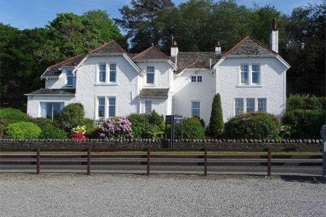 Thumbnail Detached house for sale in Connel, Oban