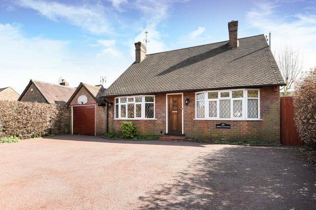 Thumbnail Detached bungalow for sale in Little Chalfont, Buckinghamshire