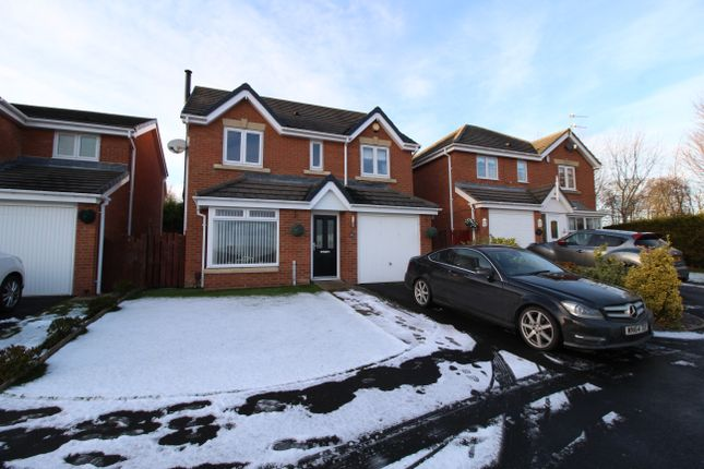 Thumbnail Detached house for sale in Helvellyn Close, Blaydon-On-Tyne
