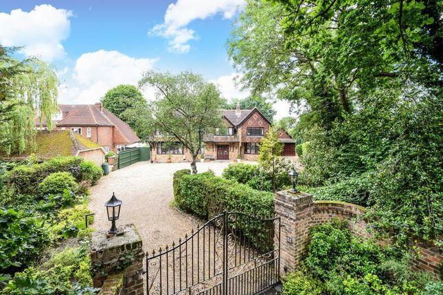 Thumbnail Detached house for sale in Arbor Lane, Wokingham