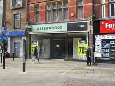 Thumbnail Retail premises for sale in Long Causeway, Peterborough