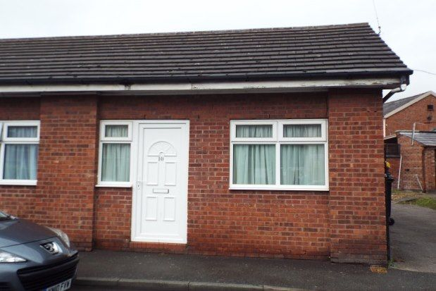 Thumbnail Bungalow to rent in Woodford Lane, Winsford