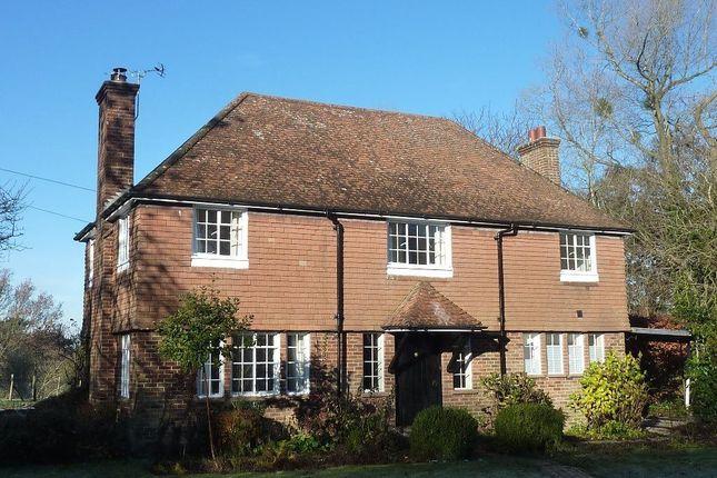 Thumbnail Property to rent in Foxhole Lane, Hawkhurst, Kent
