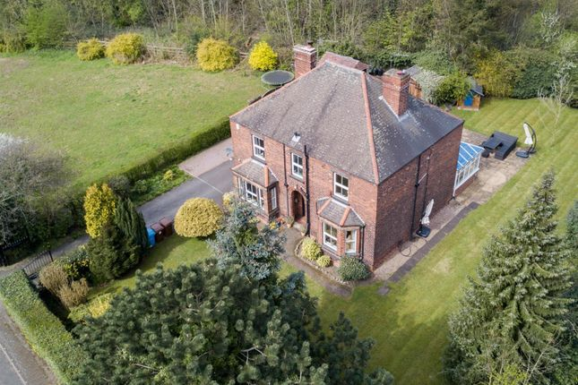 Thumbnail Detached house for sale in Stanton Gate, Stanton-By-Dale, Ilkeston