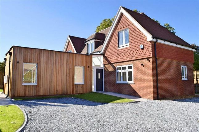 Thumbnail Detached house for sale in Pilgrims Way West, Otford