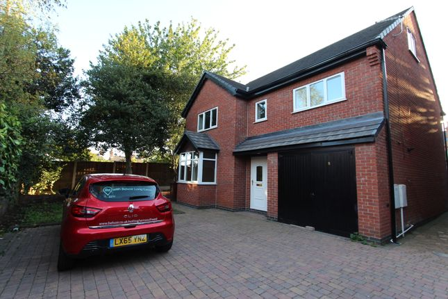 Thumbnail Detached house to rent in Smedleys Avenue, Sandiacre