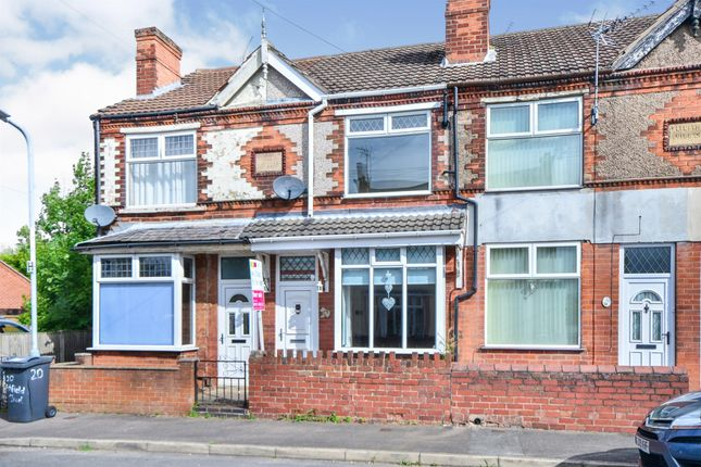 Thumbnail Terraced house for sale in Ashfield Street, Sutton-In-Ashfield