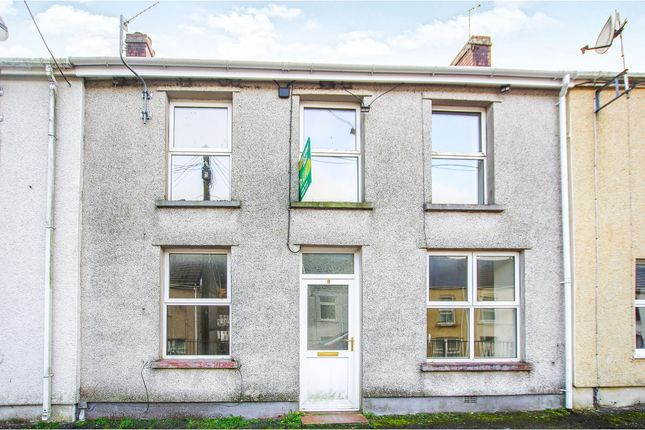 Thumbnail Property to rent in Commercial Street, Abergwynfi, Port Talbot
