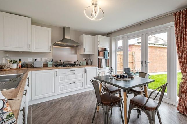 """Thumbnail Detached house for sale in """"Avondale"""" at Vickers Way, Warwick"""