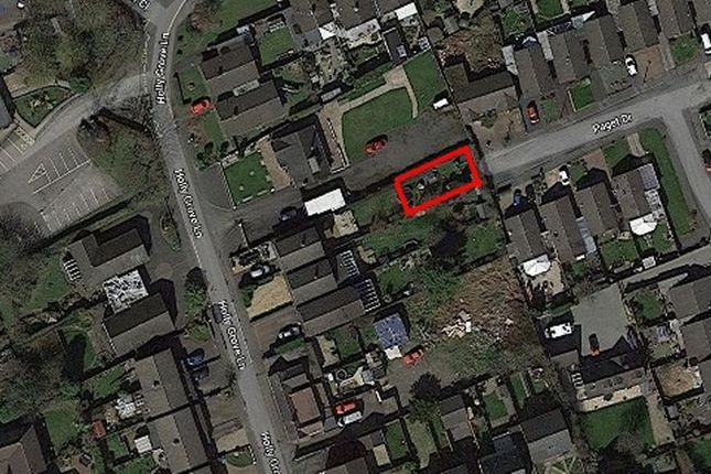 Thumbnail Land for sale in Holly Grove Lane, Chase Terrace, Burntwood