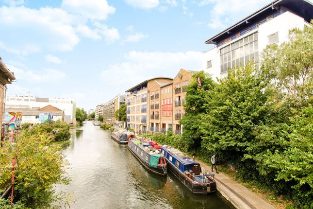 Thumbnail Flat to rent in Baltic Place, Hoxton