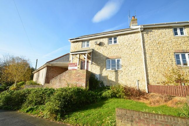 3 bed terraced house for sale in Portesham Hill, Portesham, Weymouth