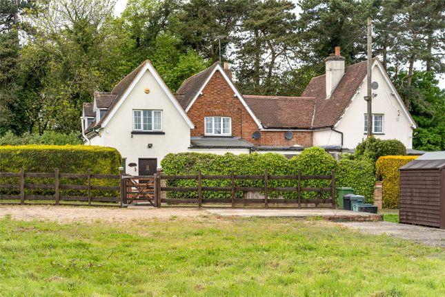 Thumbnail Semi-detached house for sale in Skid Hill Lane, Chelsham, Warlingham, Surrey