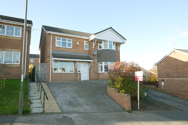Thumbnail Detached house for sale in Pond Lane, New Tupton, Chesterfield