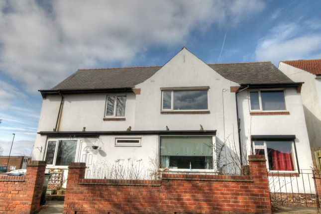 Thumbnail Detached house for sale in Garthfield Crescent, Westerhope, Newcastle Upon Tyne
