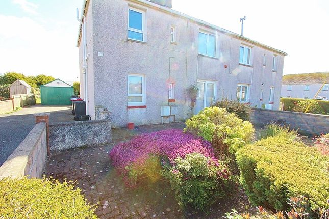 Thumbnail Flat for sale in 19 West End Terrace, Stranraer