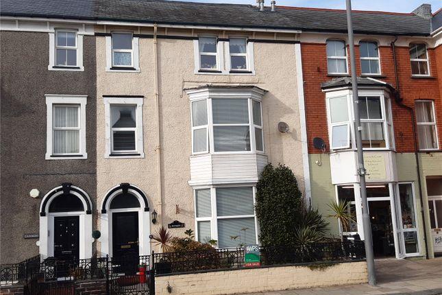 Thumbnail Terraced house for sale in High Street, Tywyn, Gwynedd