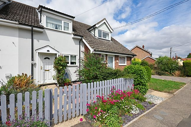 Thumbnail Terraced house for sale in Crown Street, Banham, Norwich