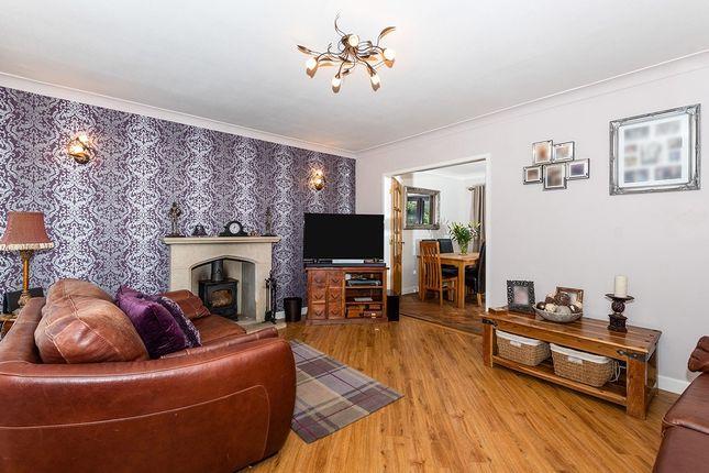 Living Room of Millbank, Appley Bridge, Wigan, Lancashire WN6