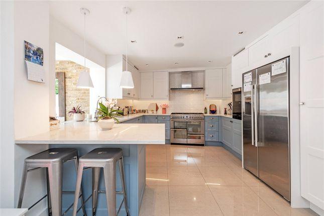 Kitchen of Thames Crescent, London W4
