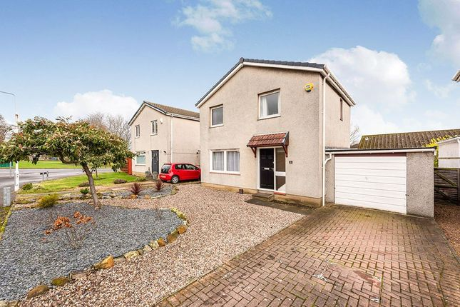 Thumbnail Detached house for sale in Lade Braes, Dalgety Bay, Dunfermline, Fife