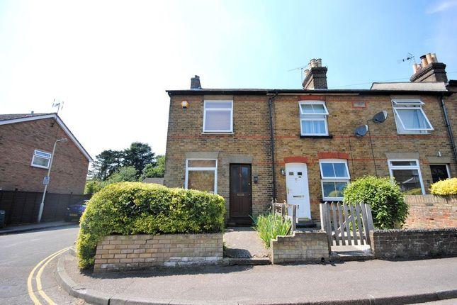 Thumbnail Terraced house to rent in Nursery Road, Bishops Stortford, Hertfordshire