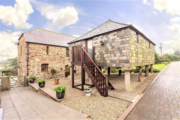 Thumbnail End terrace house for sale in Stockadon Barns, St Mellion, Saltash, Cornwall