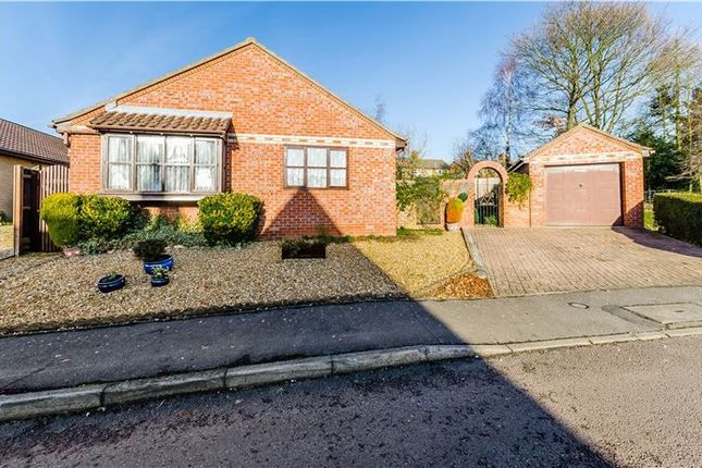 Thumbnail Detached bungalow for sale in Metcalfe Way, Haddenham, Ely
